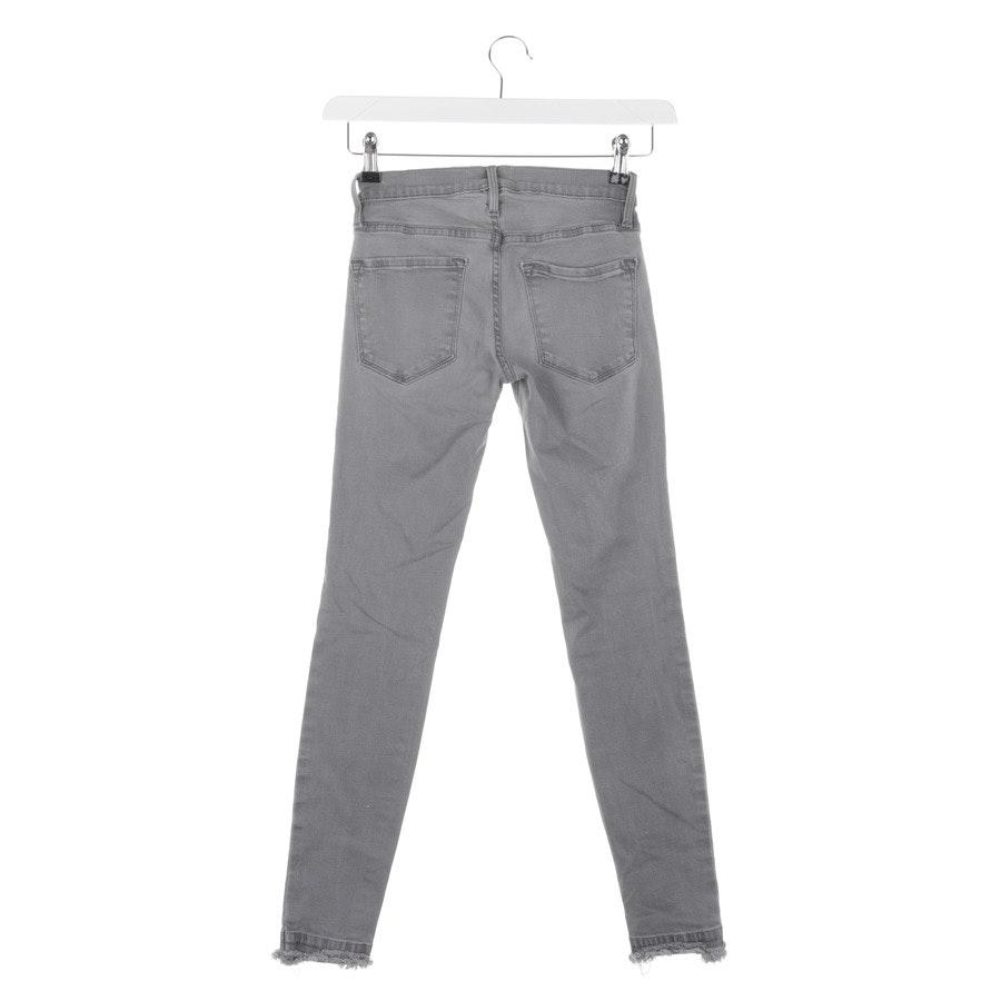 jeans from Frame in grey size W24 - le skinny de jeanne
