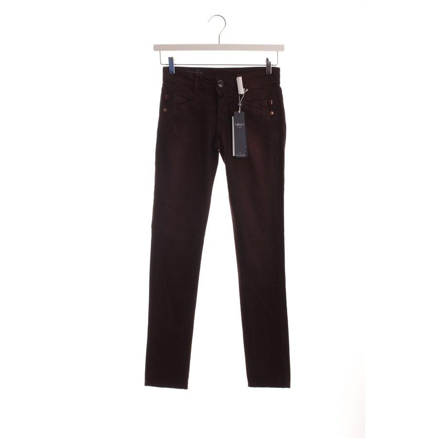 Jeans von High Use in Bordeaux Gr. DE 32 - Neu mit Etikett!
