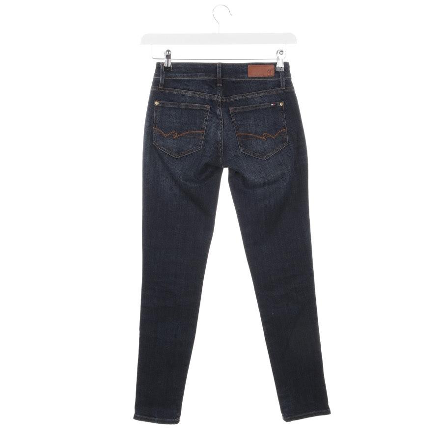 Jeans von Tommy Hilfiger in Dunkelblau Gr. W25 - Milan LW