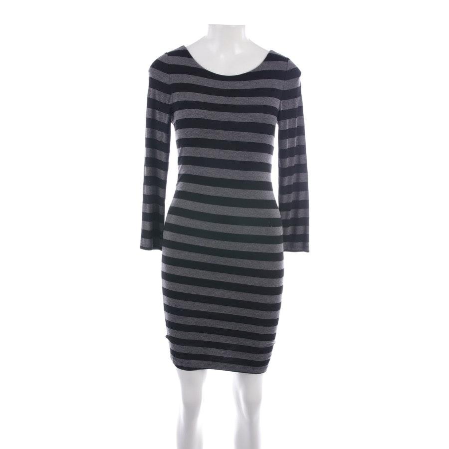 Kleid von Alice + Olivia in Grau und Schwarz Gr. S