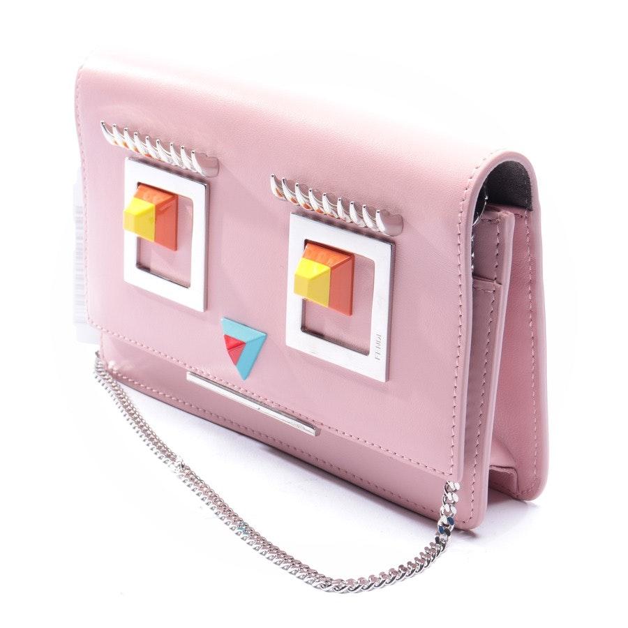 Abendtasche von Fendi in Rosa und Mehrfarbig