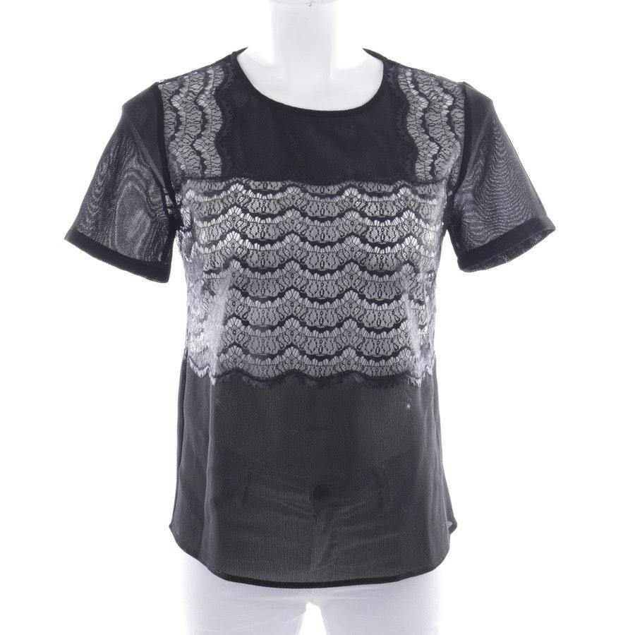 Shirt von Sandro in Schwarz Gr. 34 / 1