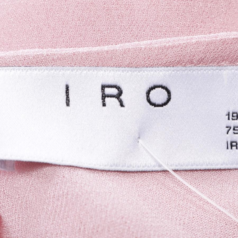 Bluse von Iro in Altrosa Gr. 38 FR 40 - Neu