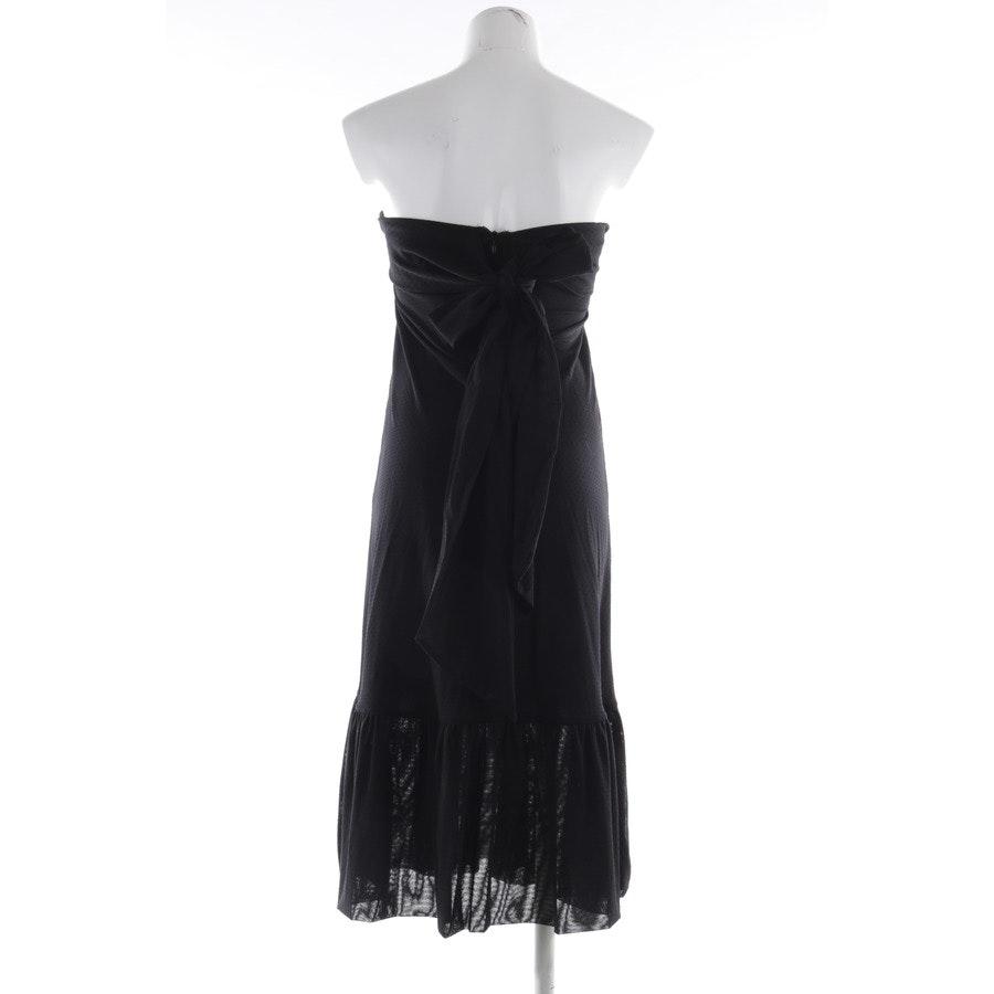 Kleid von Ganni in Schwarz Gr. 34 - Neu