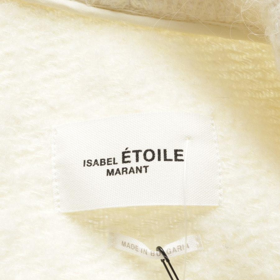 Übergangsmantel von Isabel Marant Étoile in Cremeweiß Gr. 38 FR 40 - Neu