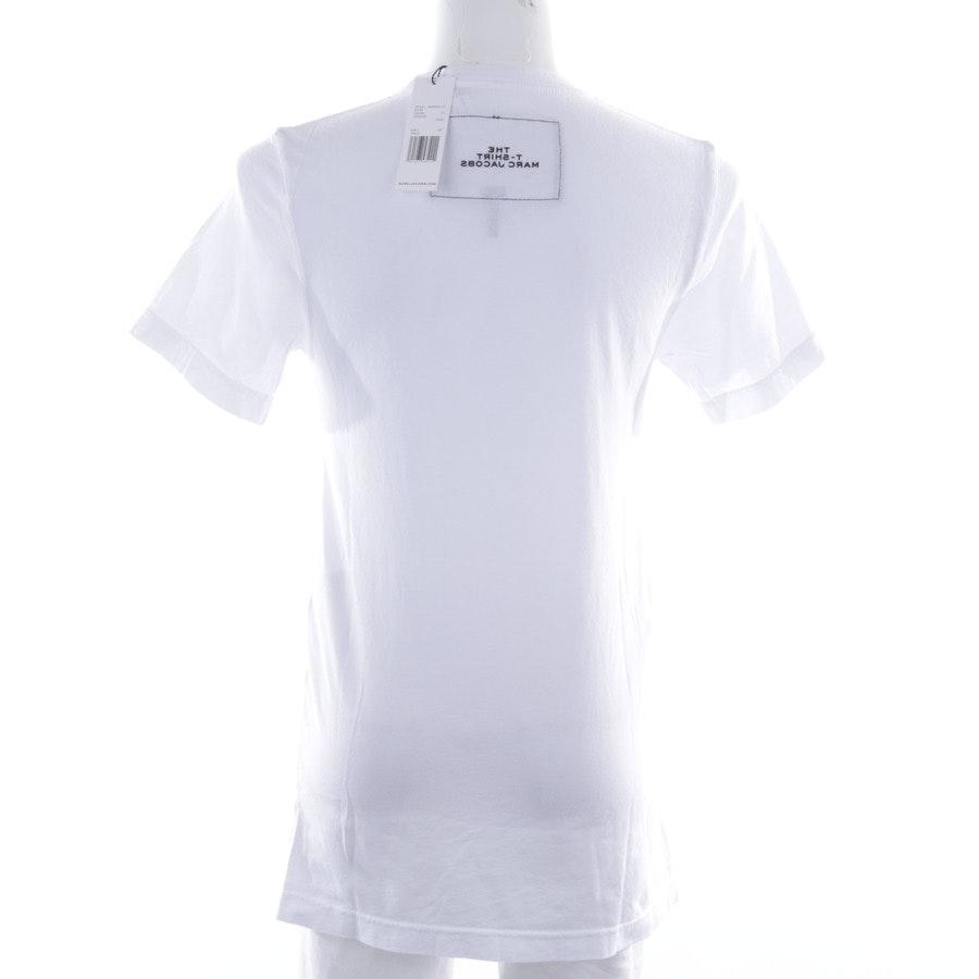 Shirt von Marc Jacobs in Weiß und Schwarz Gr. S - Neu