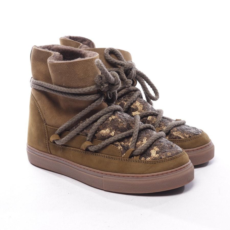 Stiefel von INUIKII in Olivgrün Gr. EUR 41