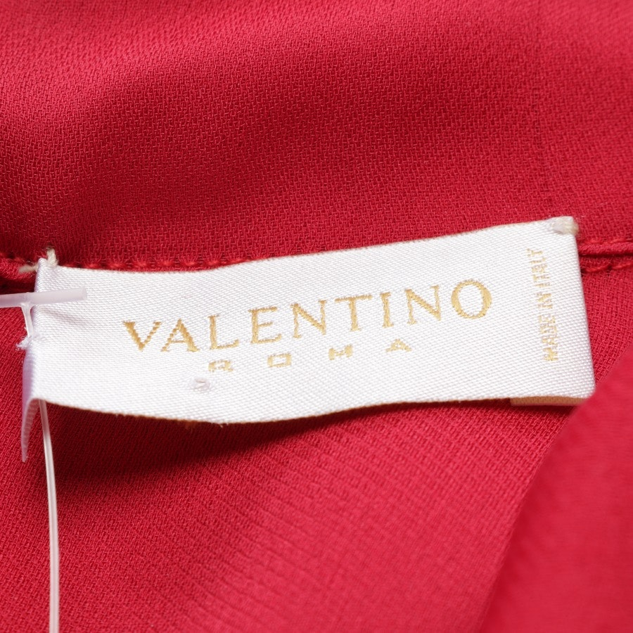 Kleid von Valentino in Rot Gr. 42 IT 48