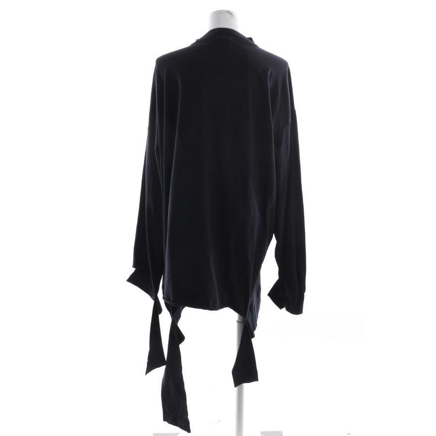 Kleid von Vetements Champion in Schwarz Gr. S