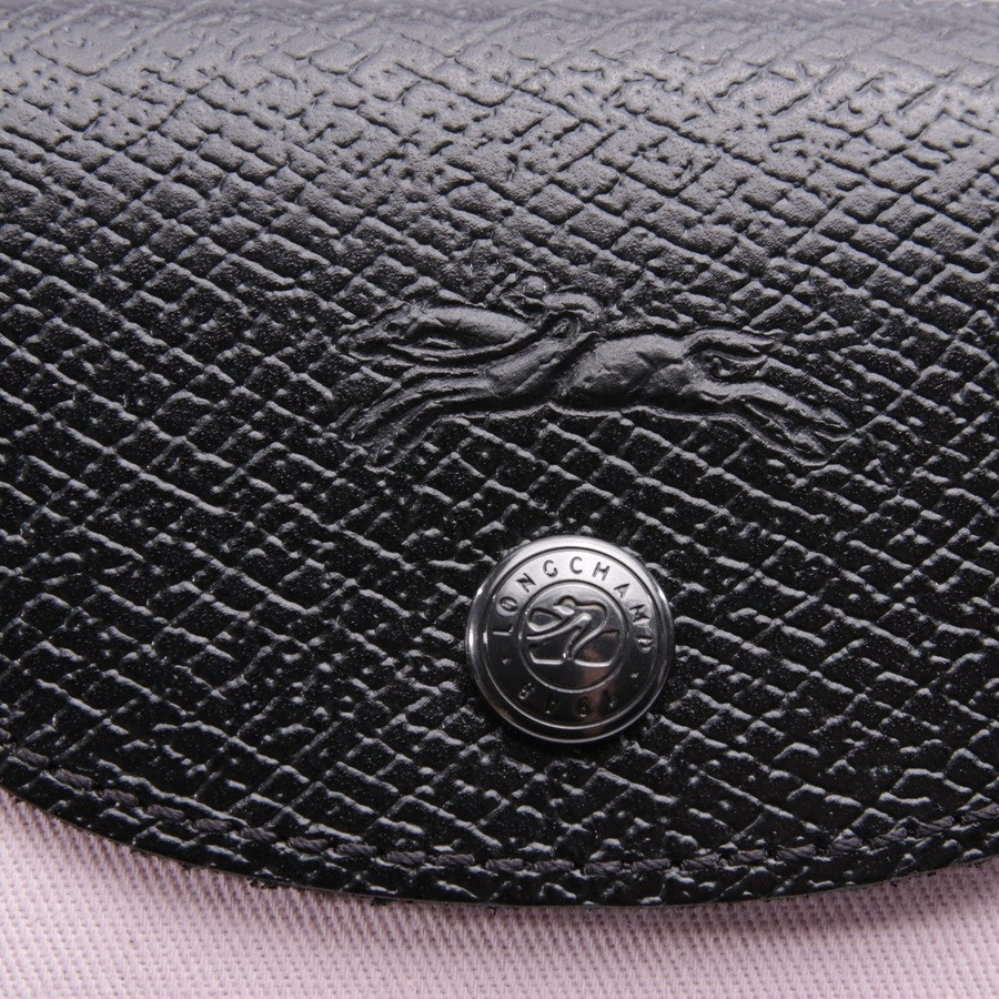 handbag from Longchamp in pink and black - hiatus