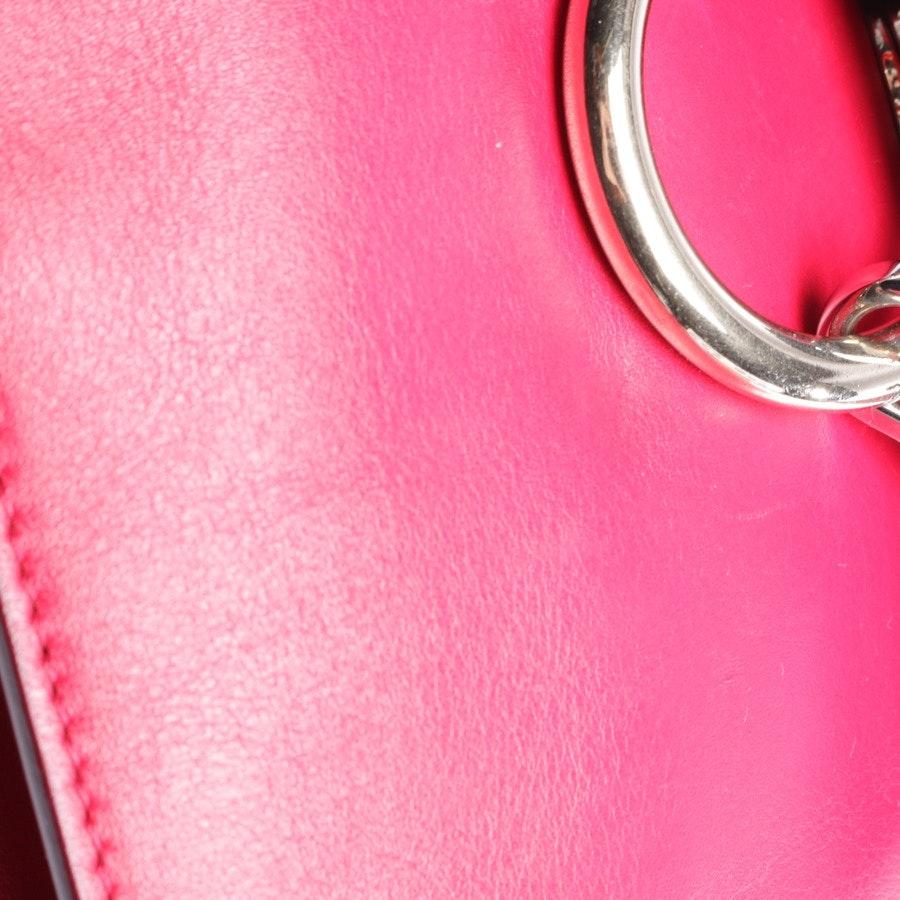 Schultertasche von Chloé in Rot - Faye medium