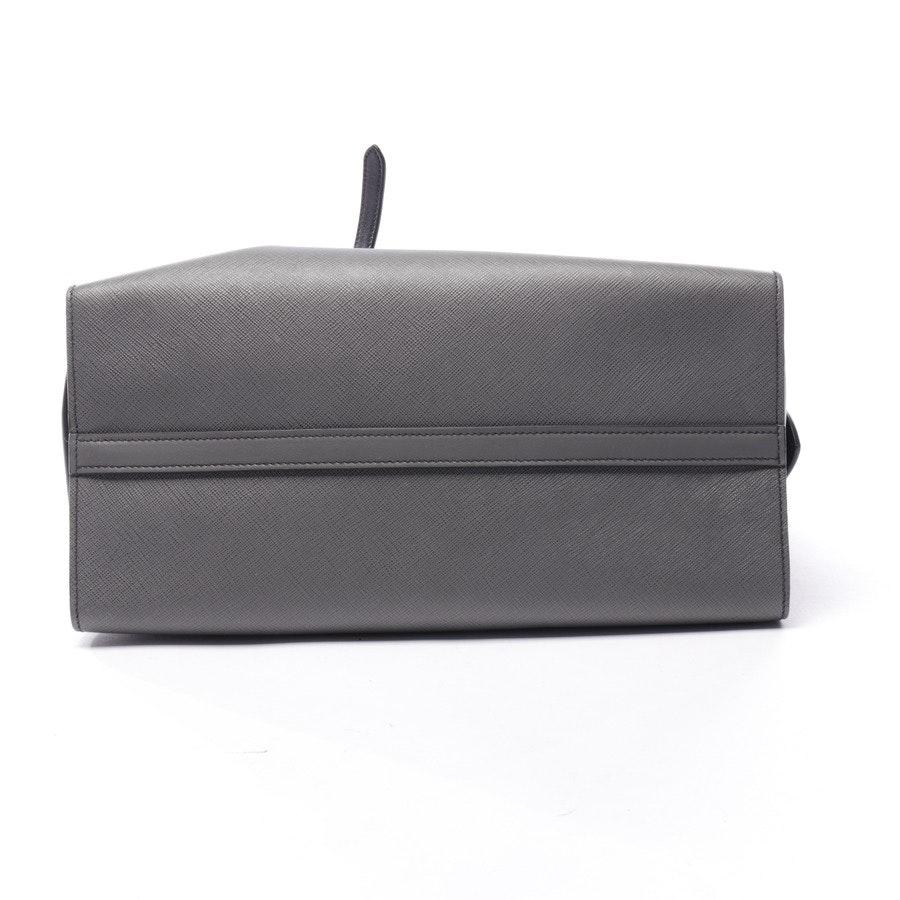 handbag from Prada in black and grey