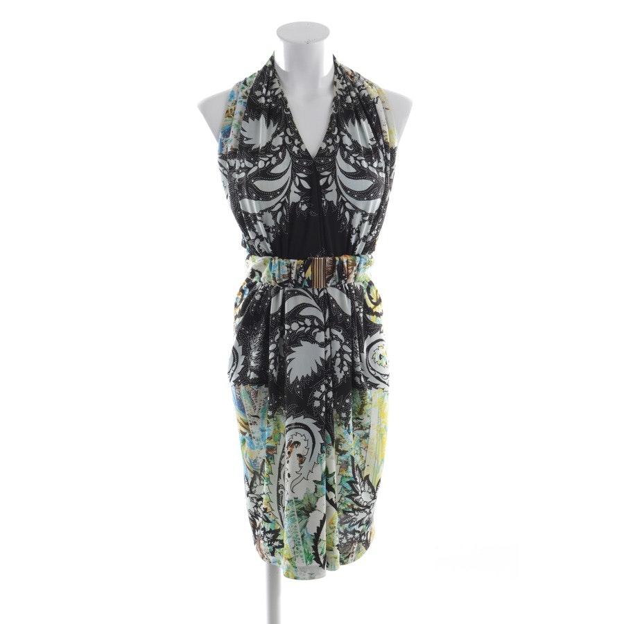 Kleid von Etro in Schwarz und Multicolor Gr. 34 IT 40