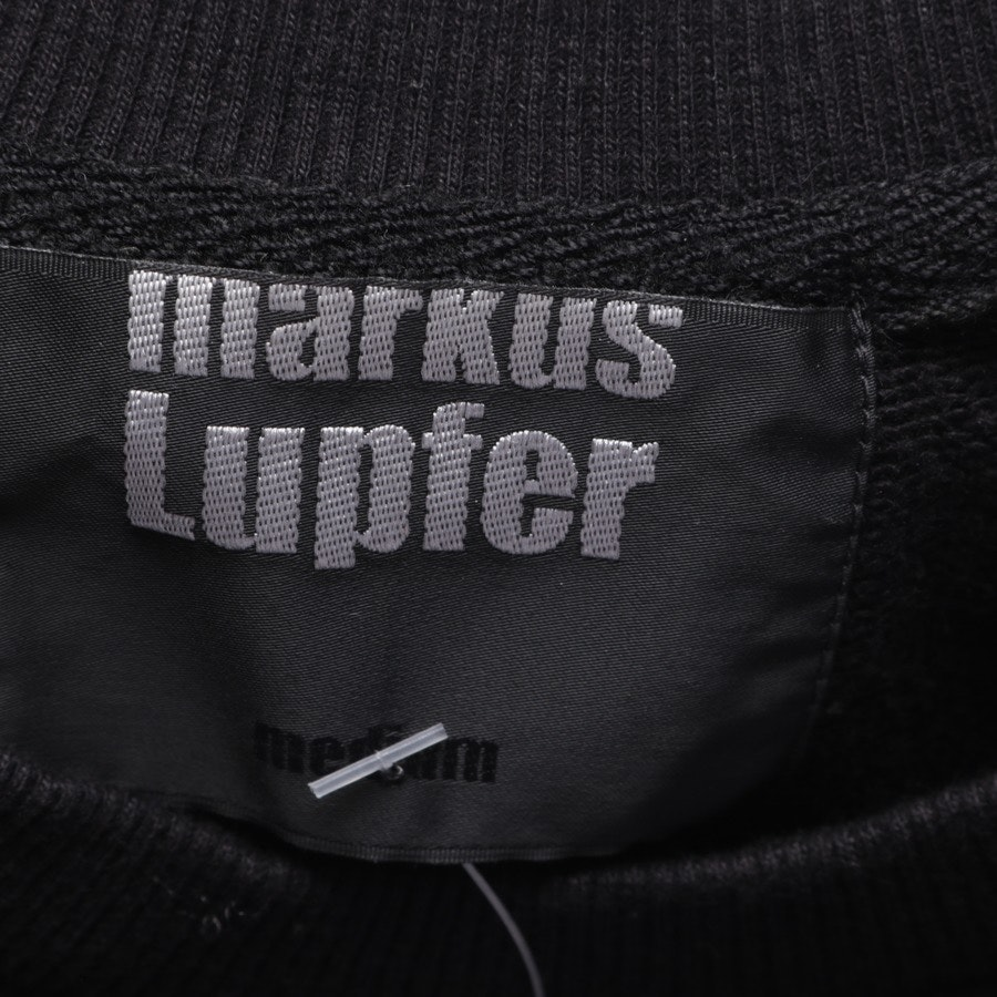 sweatshirt from Markus Lupfer in black and multicolor size M