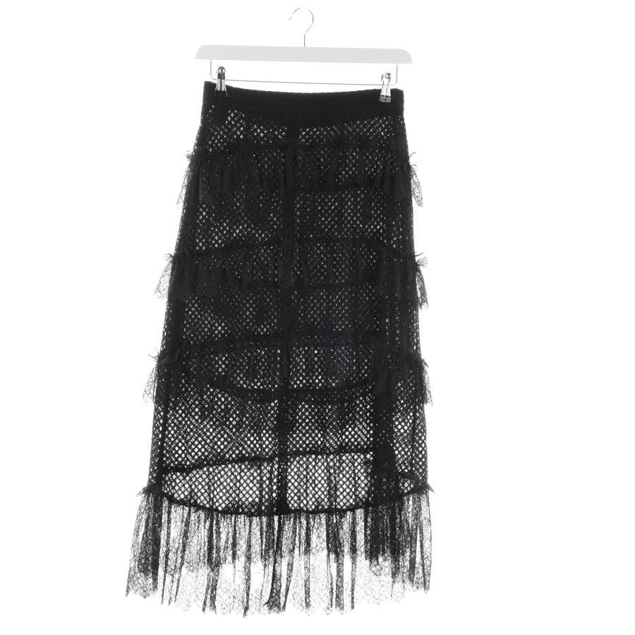 skirt from Philosophy di Lorenzo Serafini in black size 38