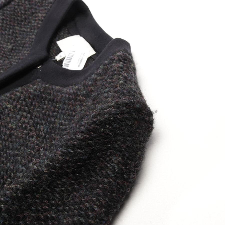 Blazer von Iro in Schwarz und Multicolor Gr. 36 FR 38