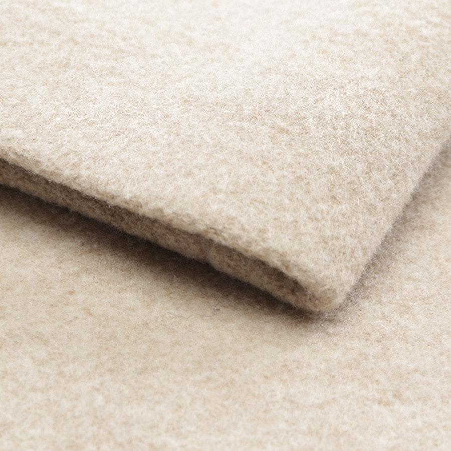winter coat from Tara Jarmon in beige size 36 FR 38