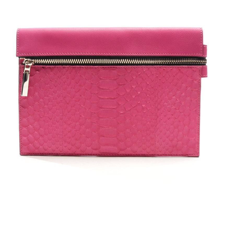 Clutch von Victoria Beckham in Pink
