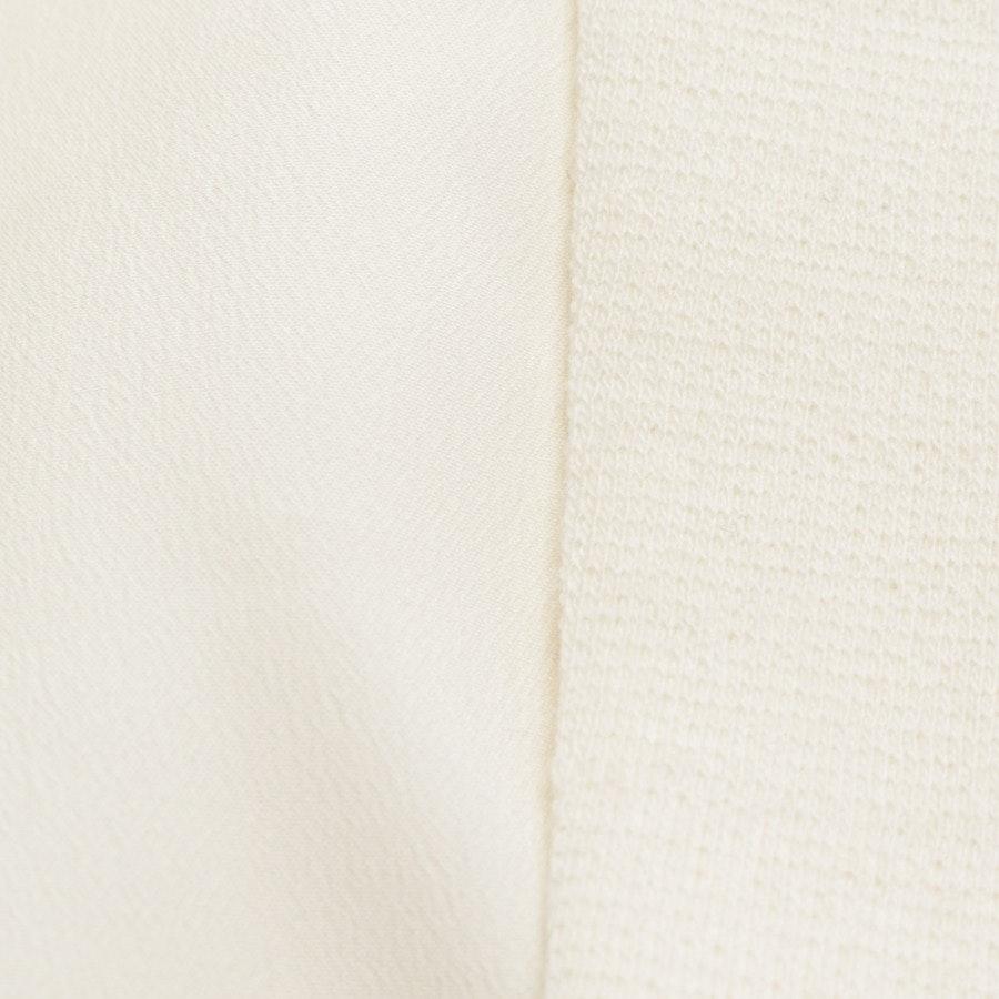 Wollmantel von Balenciaga in Creme Gr. 34 FR 36