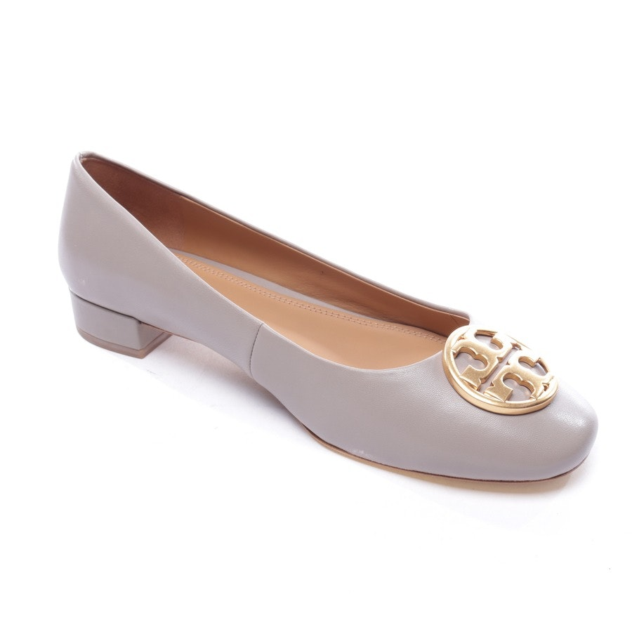 loafers from Tory Burch in taupe size EUR 40 US 9,5 - new
