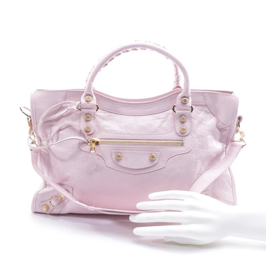 Handtasche von Balenciaga in Rosa - Giant 12 City - Neu