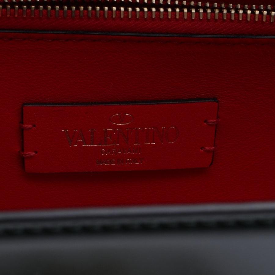 Schultertasche von Valentino in Dunkelgrün - Neu