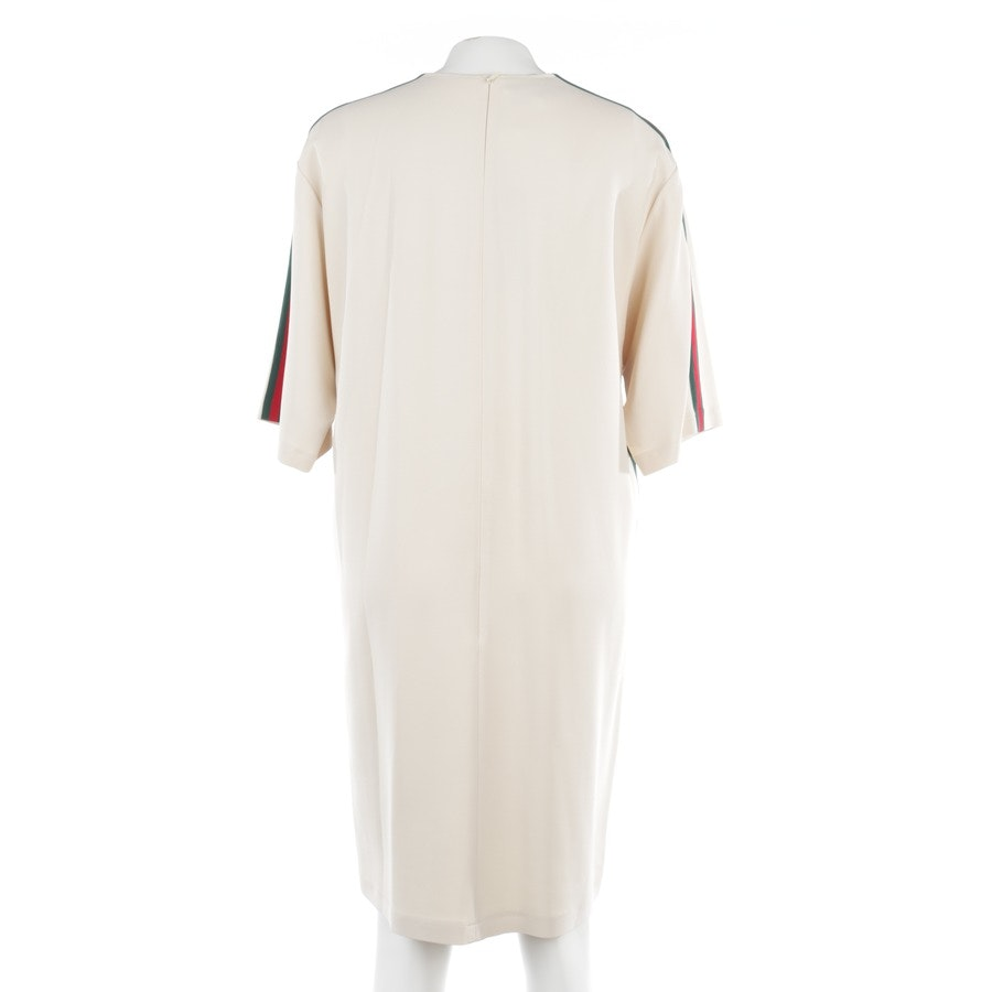 dress from Gucci in beige and multicolor size 42 IT 48 - new