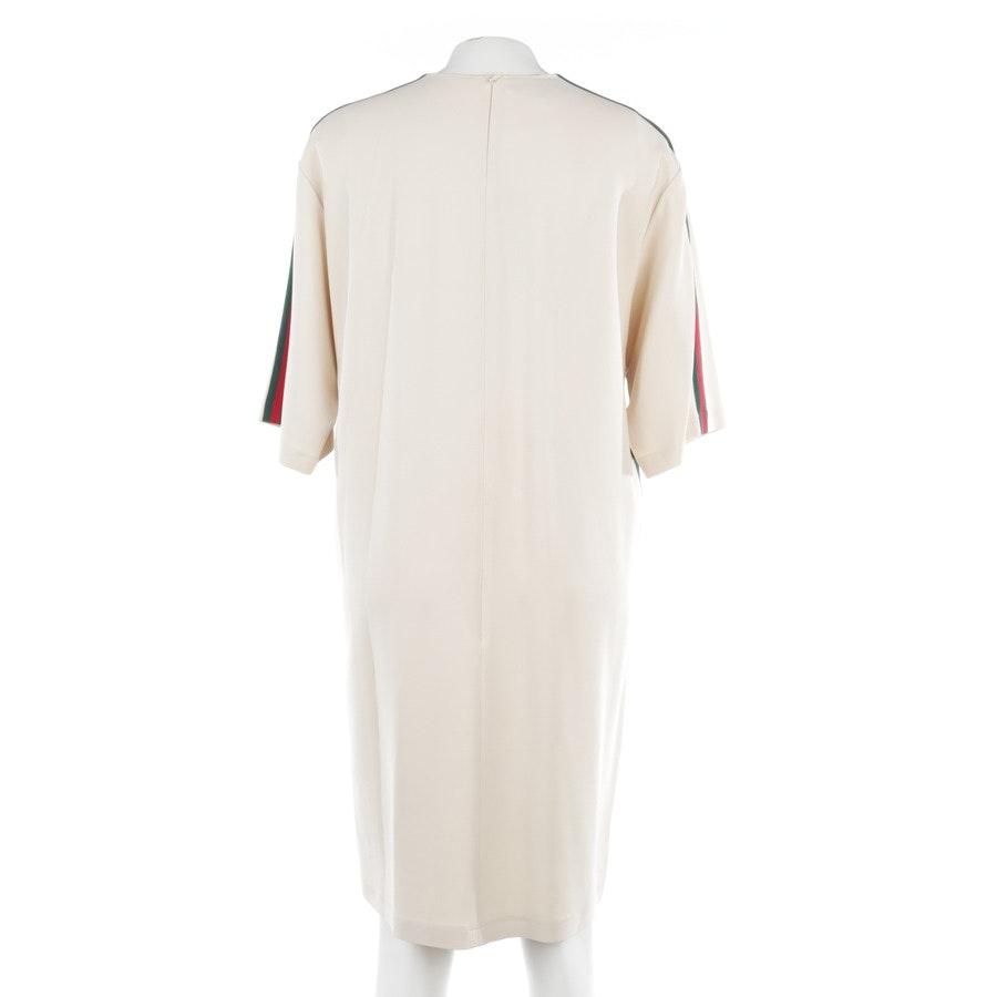 Kleid von Gucci in Beige und Multicolor Gr. 42 IT 48 - Neu