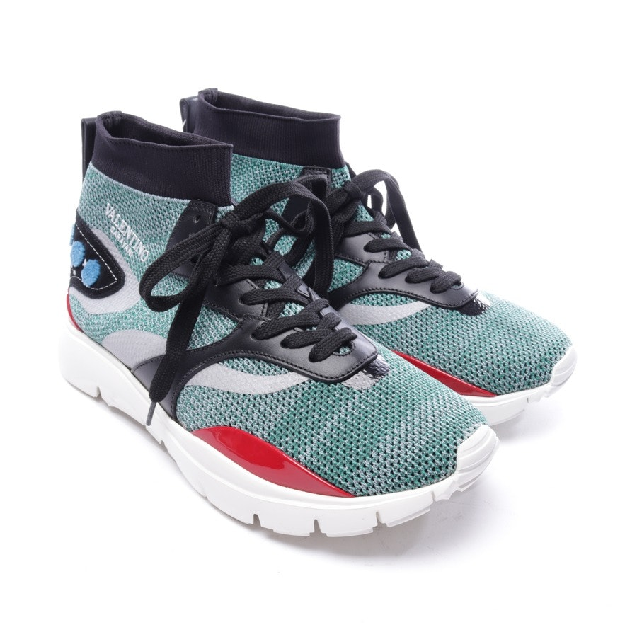 trainers from Valentino in dark size D 40 - rockstud