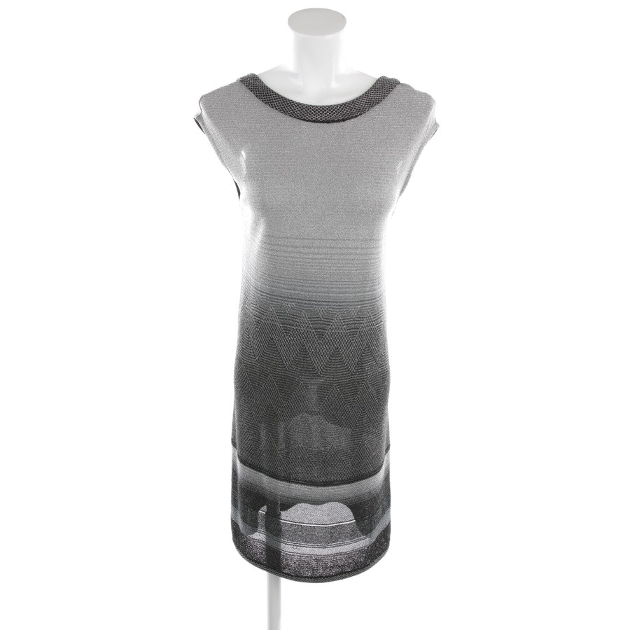 dress from Missoni in grey and black size 38 IT 44