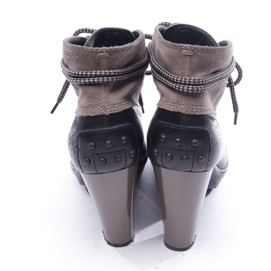 ankle boots from Tod´s in beige and black size EUR 37,5