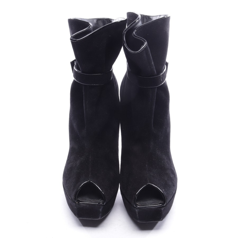 ankle boots from Louis Vuitton in black size EUR 40