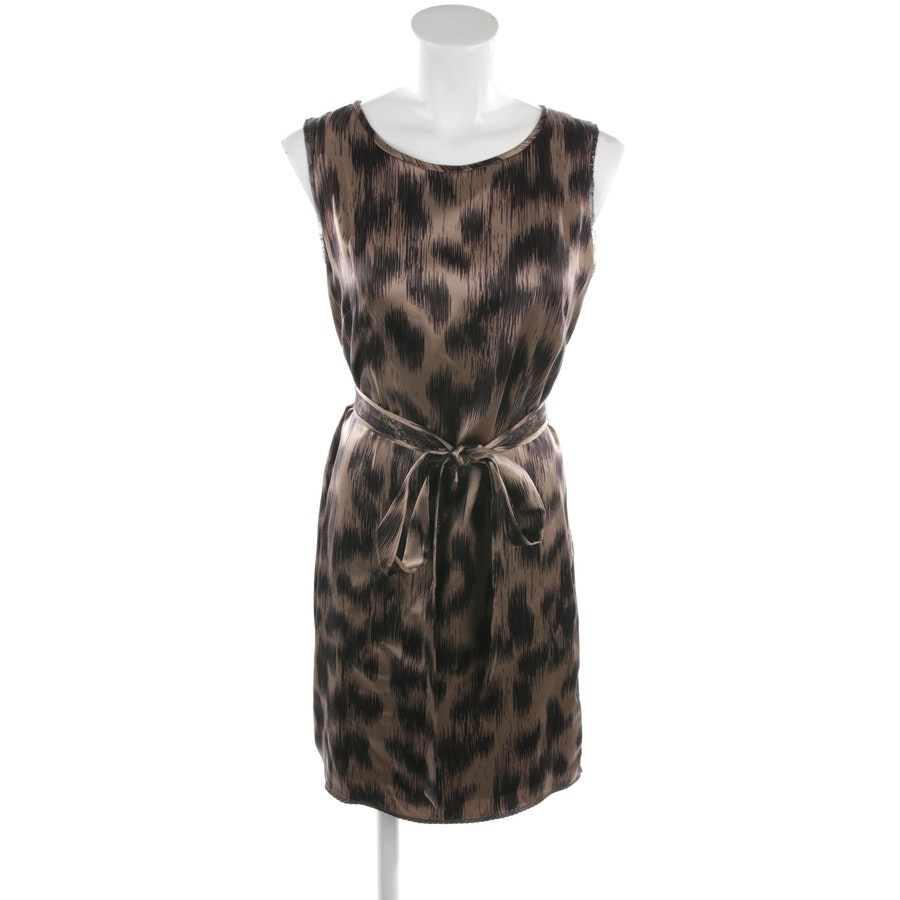 dress from Marc Cain in black and brown size 40 N4