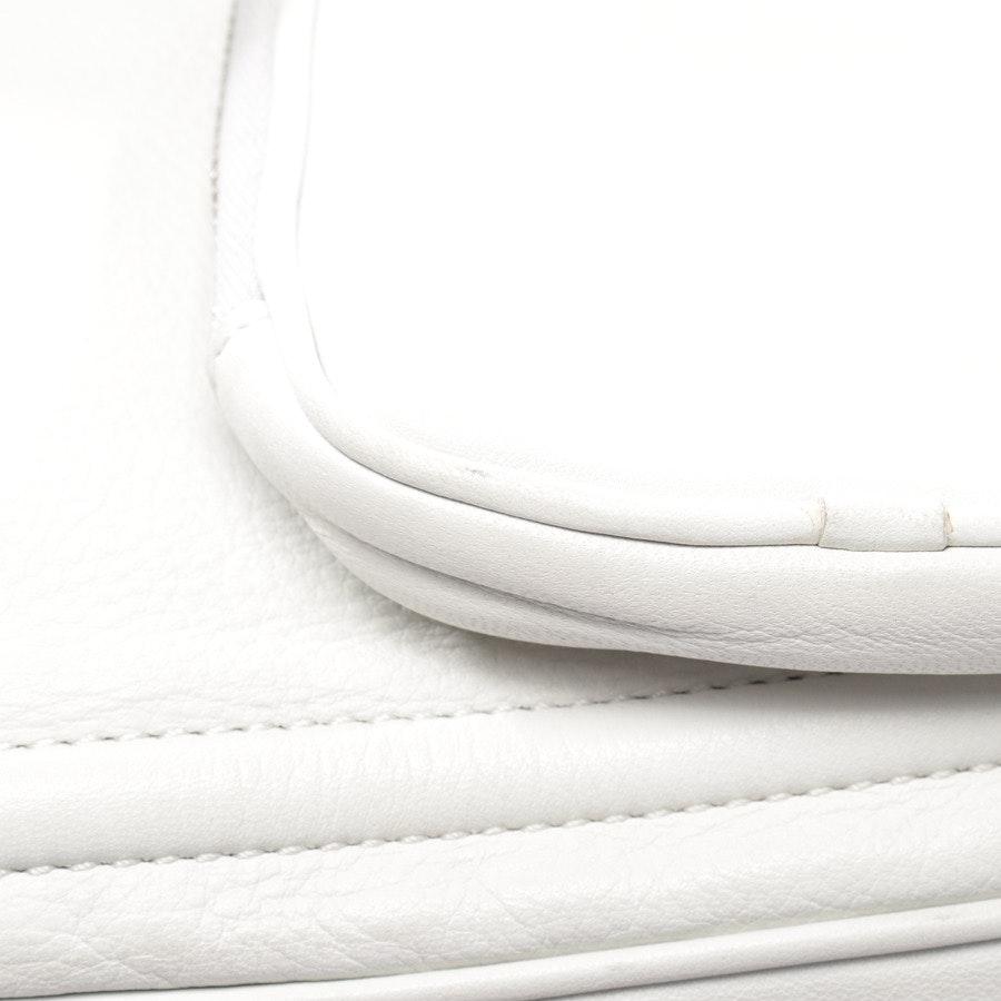 Schultertasche von Marc Jacobs in Graugrün