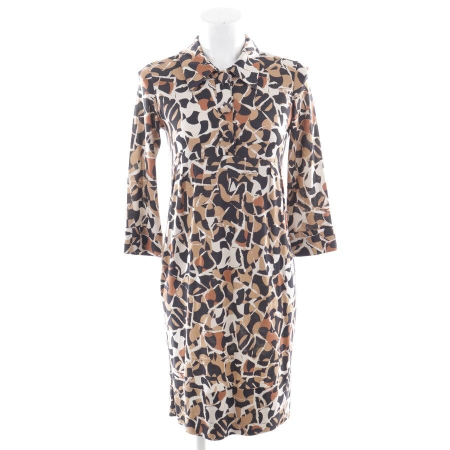 Kleid von Diane von Furstenberg in Braun Gr. 36 US 6