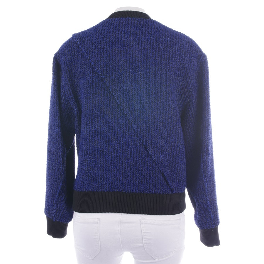 between-seasons jackets from 3.1 Phillip Lim in blue and black size 32 US 2