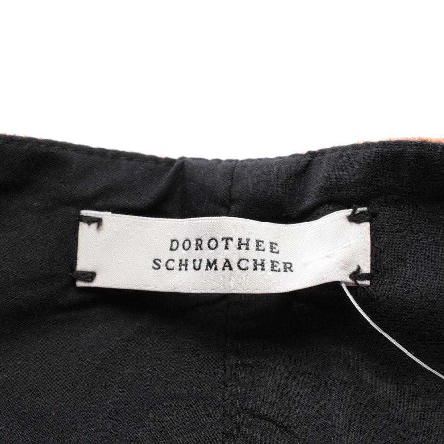 Samthose von Dorothee Schumacher in Orange Gr. S/2
