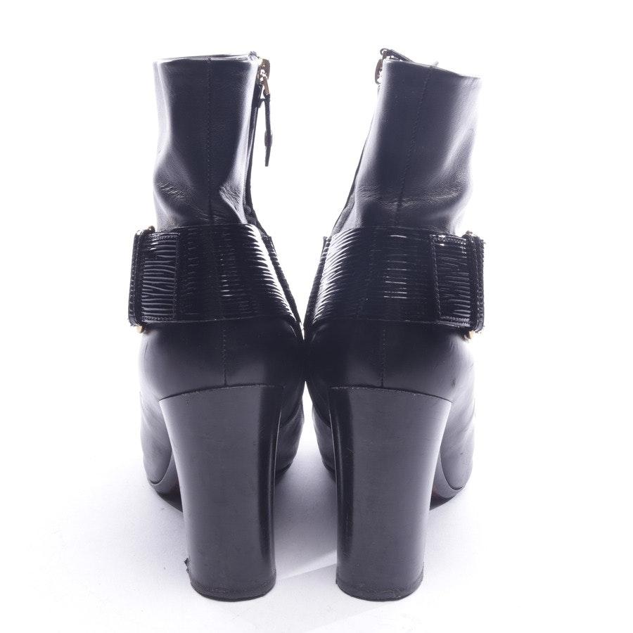 Stiefeletten von Louis Vuitton in Schwarz Gr. EUR 38,5