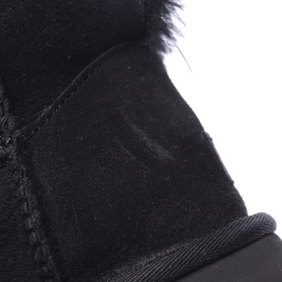 Stiefel von UGG Australia in Schwarz Gr. EUR 39 - Mini Bailey Bow II