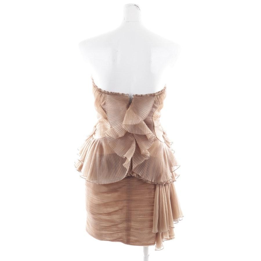 Kleid von BCBG Max Azria in Braun Gr. 34 US 4