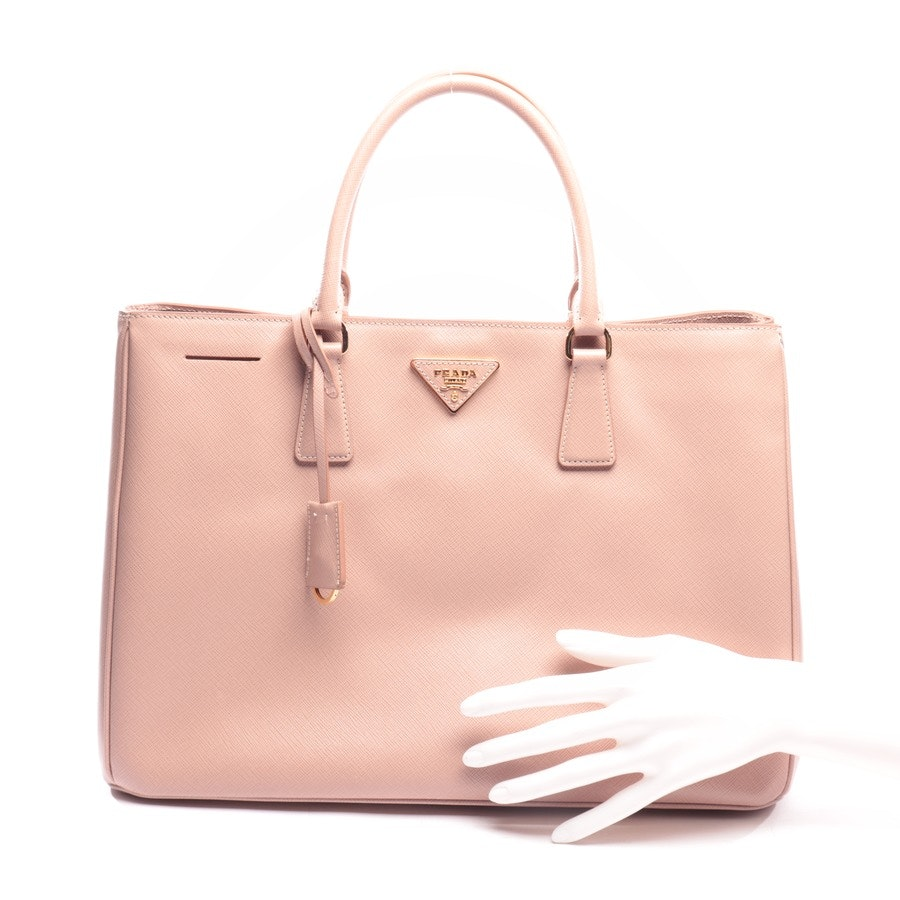 Handtasche von Prada in Nude