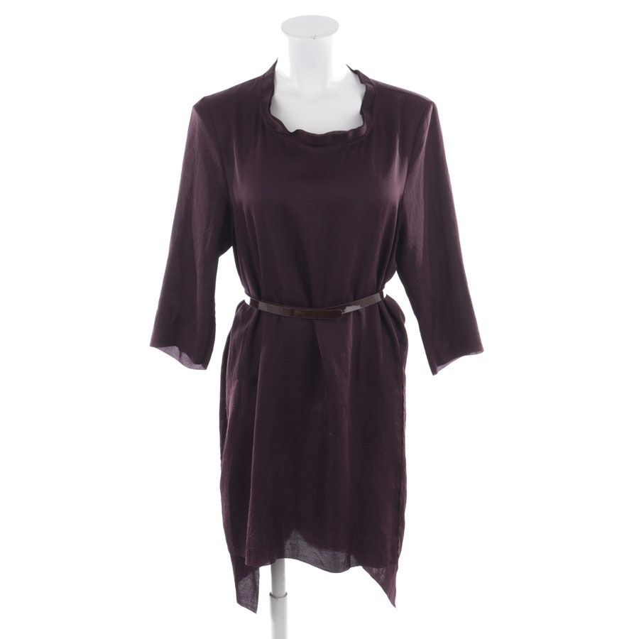 dress from Acne Studios in eggplant size 36