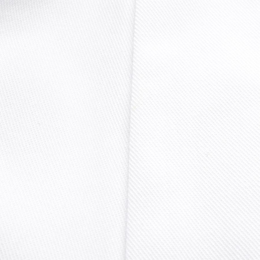 Hose von MSGM in Weiß und Multicolor Gr. 40 IT 46 - Neu