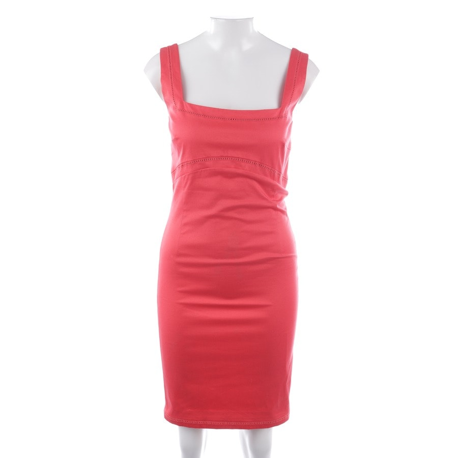 Kleid von Dsquared in Korallenrot Gr. 38 IT 44