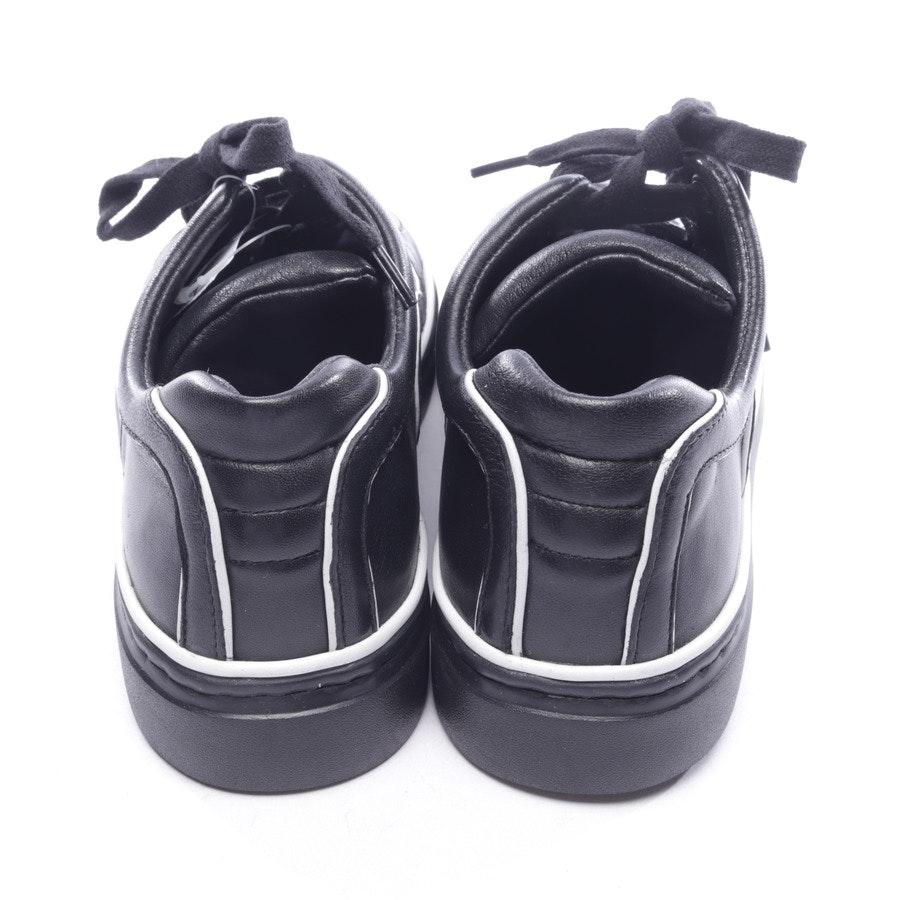 Sneaker von Steffen Schraut in Schwarz und Weiß Gr. D 36 - Neu