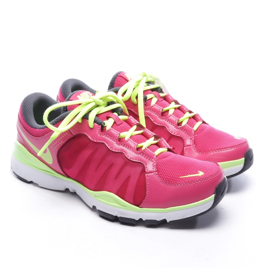 trainers from Nike in pink and green size D 37,5