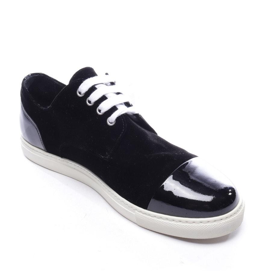 Sneaker von Dsquared in Schwarz und Weiß Gr. D 43