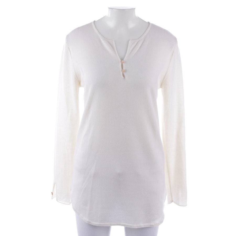 knitwear from Dear Cashmere in cream size M