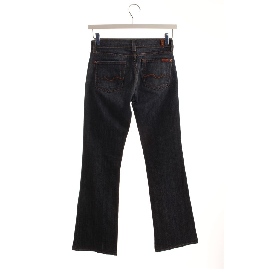 jeans from 7 for all mankind in dark blue size W25