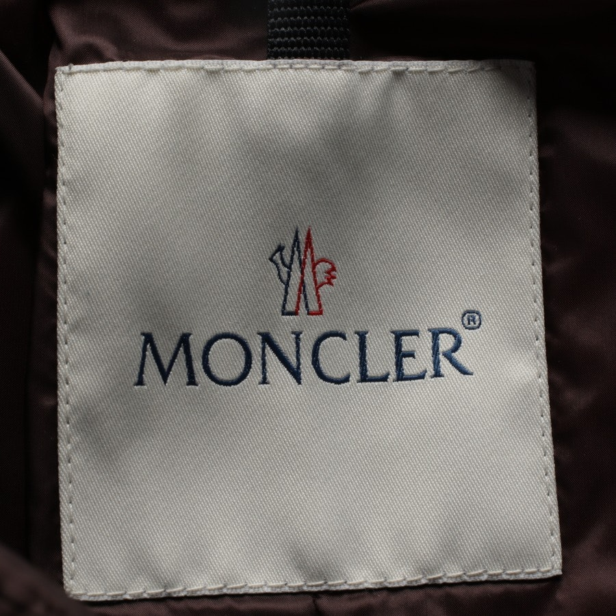 Wintermantel von Moncler in Braun Gr. 40 / 3